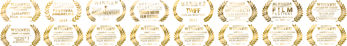 Film laurels won by Marco Solorio
