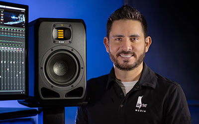ADAM Audio Spotlight